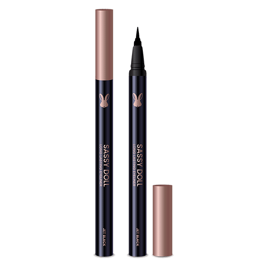 NICH Sassy Doll Long Lasting Eyeliner Transparent Small